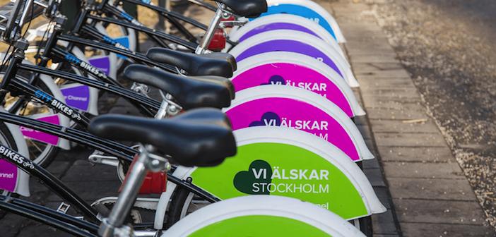 Bike Sharing Elettrico Stoccolma Potenzia Il Servizio Con 5mila