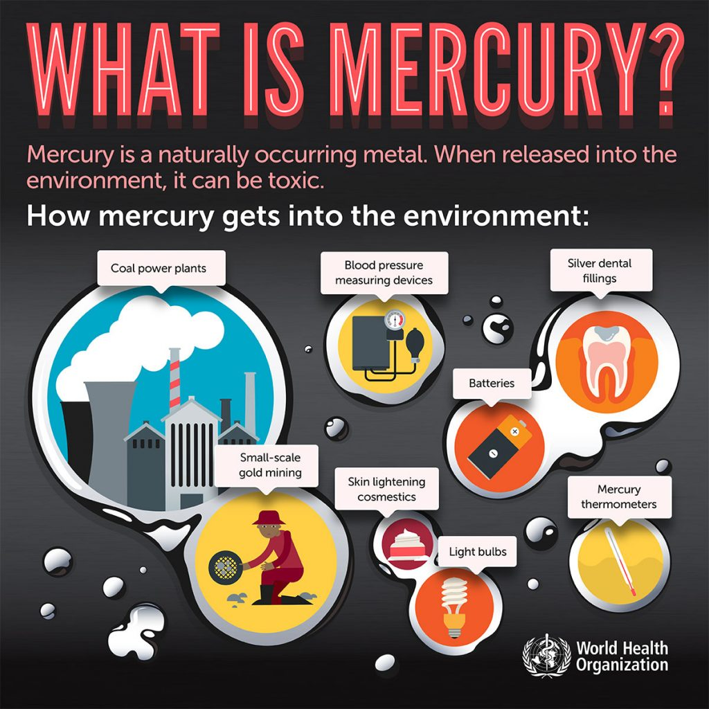 Convenzione di Minamata sul mercurio