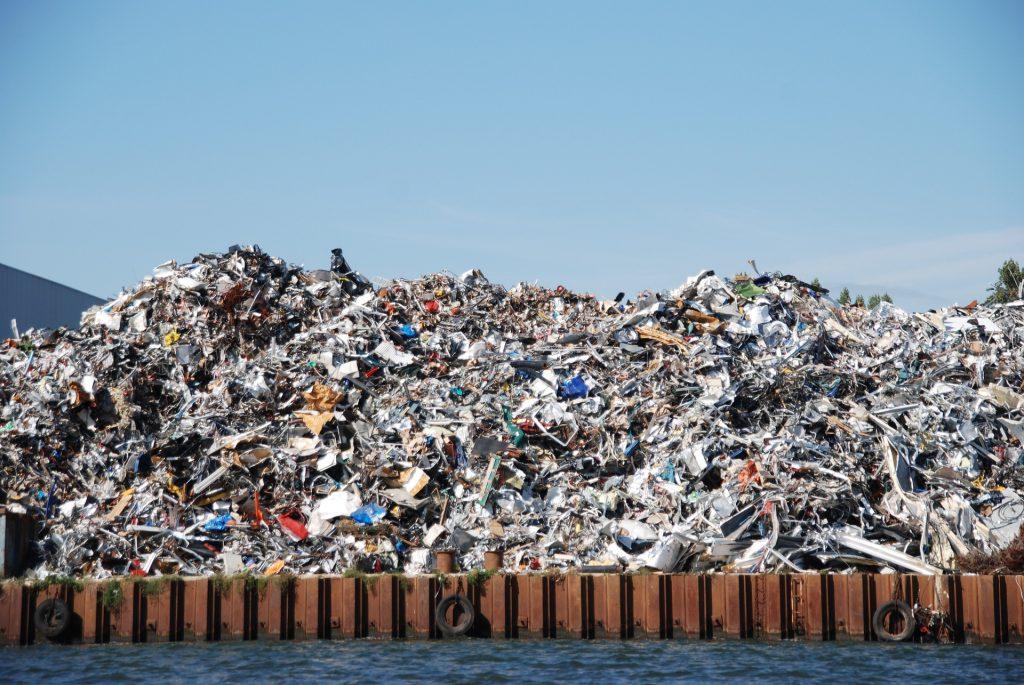 Protezione degli oceani: rifiuti di plastica (foto: https://pixabay.com)