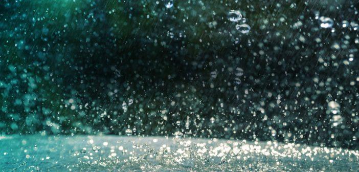 monitorare la pioggia