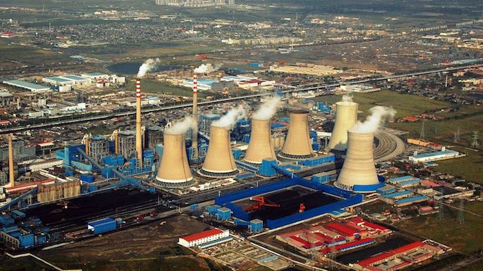 emissioni dai carburanti fossili