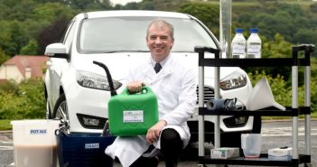 biocarburante a base di whisky