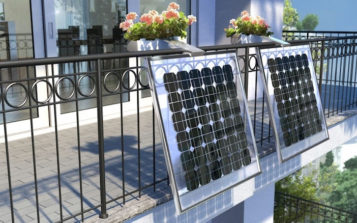 sedia fotovoltaica