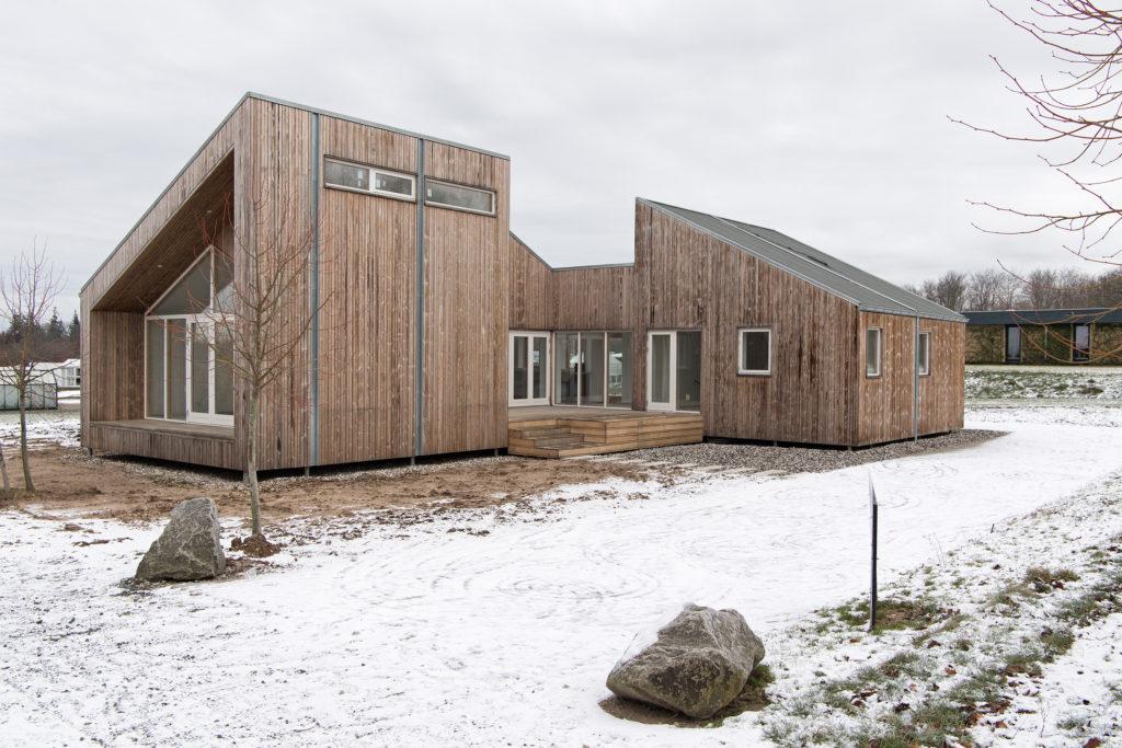 Case sostenibili: dalla Danimarca la prima abitazione biologica al mondo