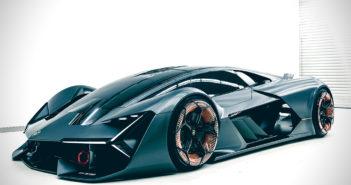 Auto del futuro: Lamborghini e la propria idea di Terzo Millennio