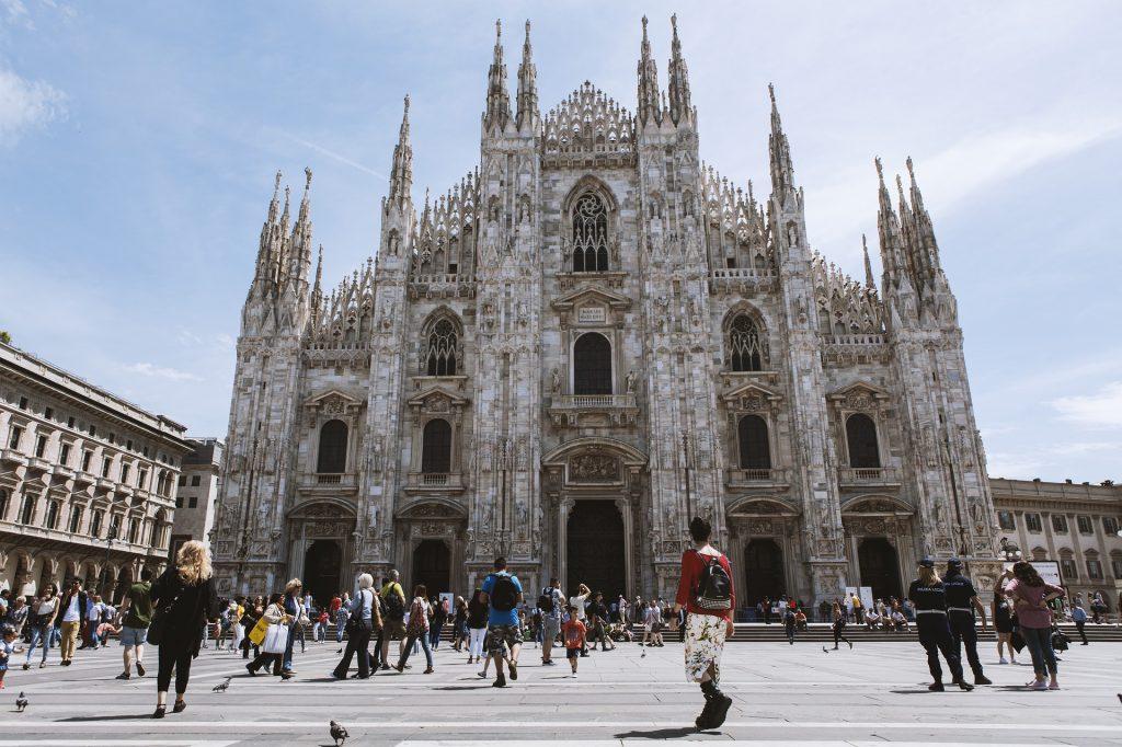 Milano (foto: https://pixabay.com)
