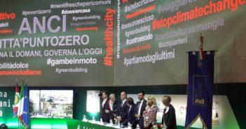 sviluppo sostenibile urbano (foto: pagina ufficiale FB ANCI)