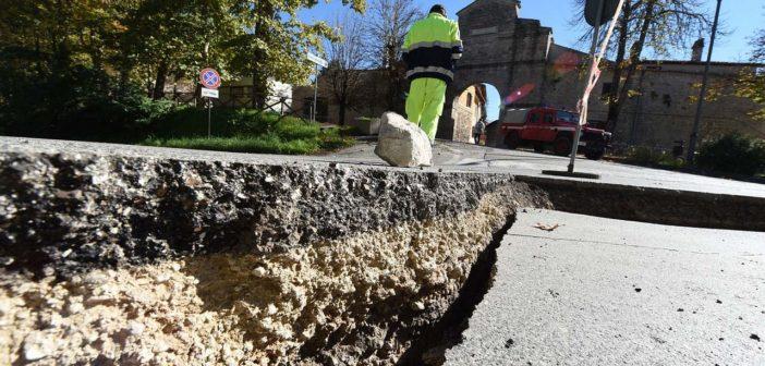 terremoti e cambiamenti climatici