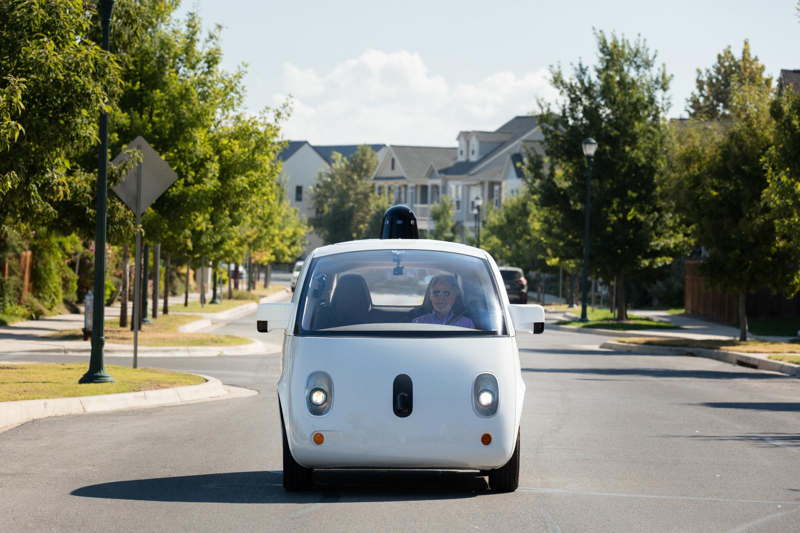 auto guida autonoma (fonte: wymo.com)