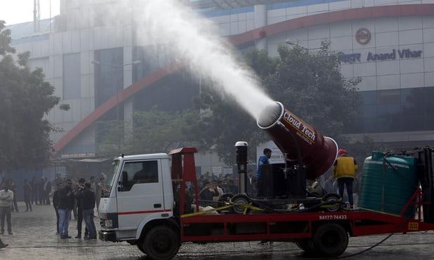 cannone anti smog