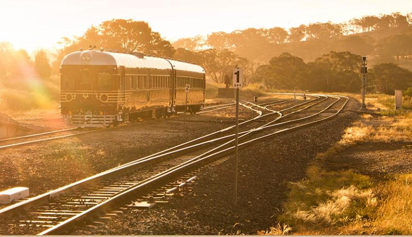 treno alimentato dal sole