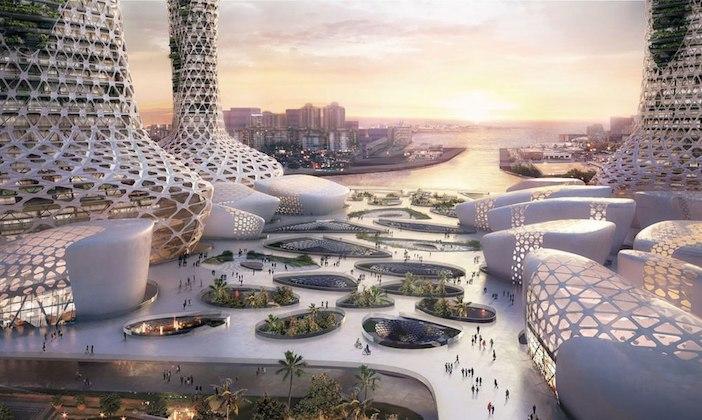 architettura simbiotica