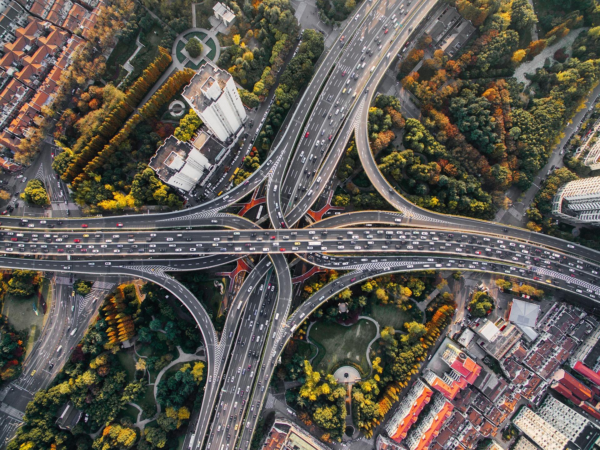 città congestionate