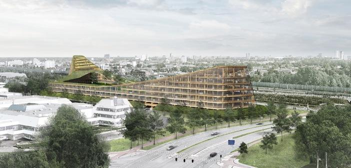 Il più grande edificio in legno