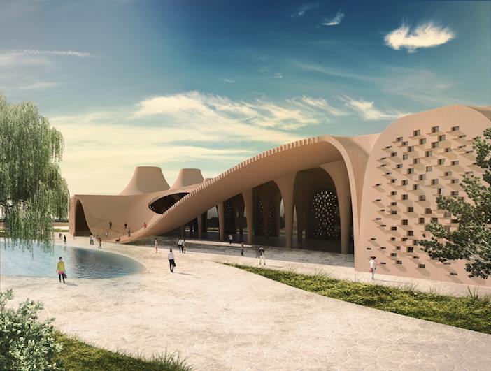 Involucro adattivo e dinamico per edifici autosufficienti for Architettura vernacolare