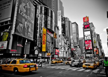 new-york traffico (foto: https://pixabay.com/)
