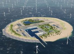 parco eolico olandese