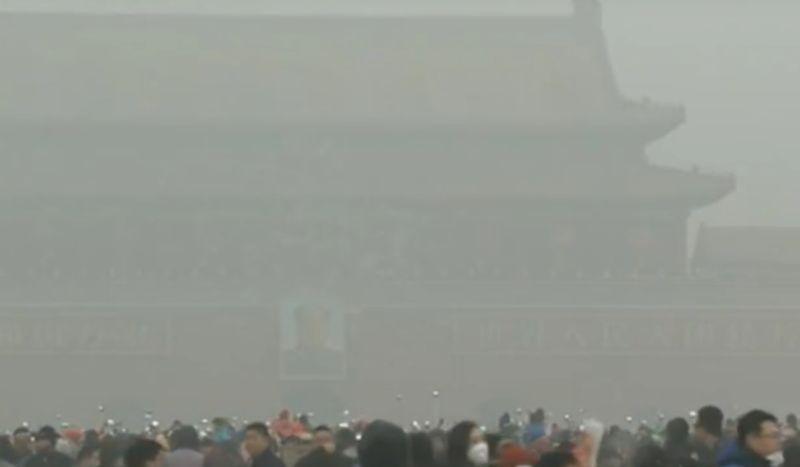 smog su Pechino