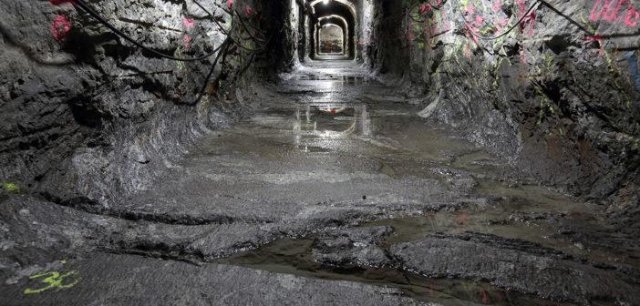 deposito di rifiuti radioattivi