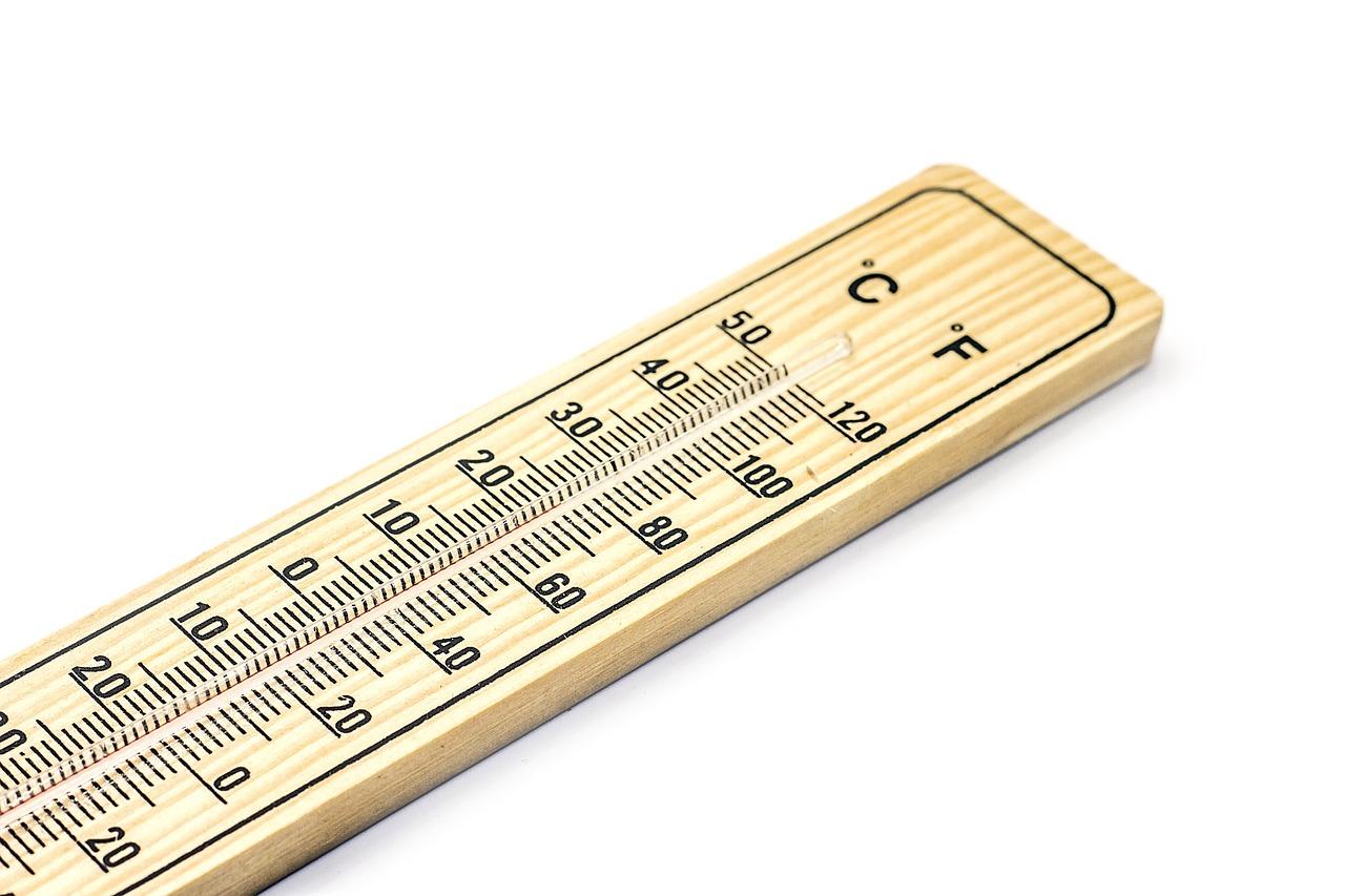 temperature del 2017