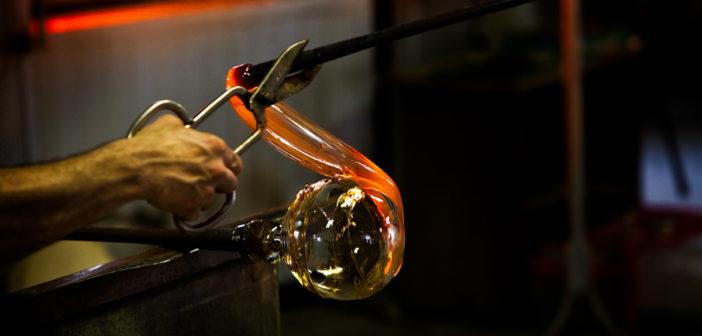vetro materiale sostenibile