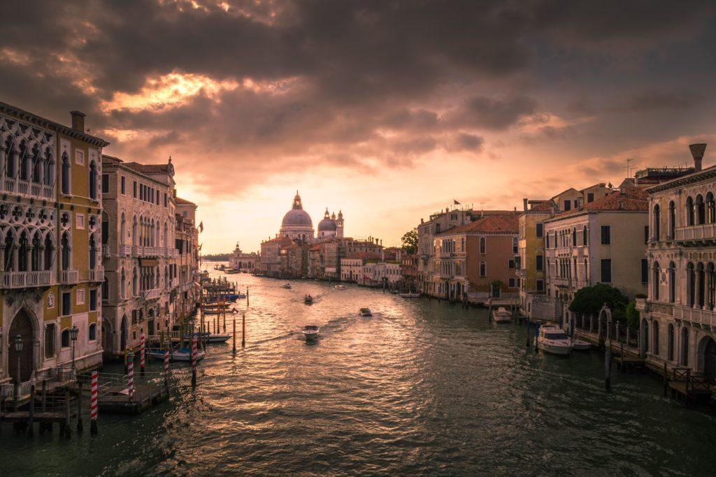 Il futuro del design sostenibile a Venezia (© Karsten Wurth, foto: https://designfuturescouncil.com)