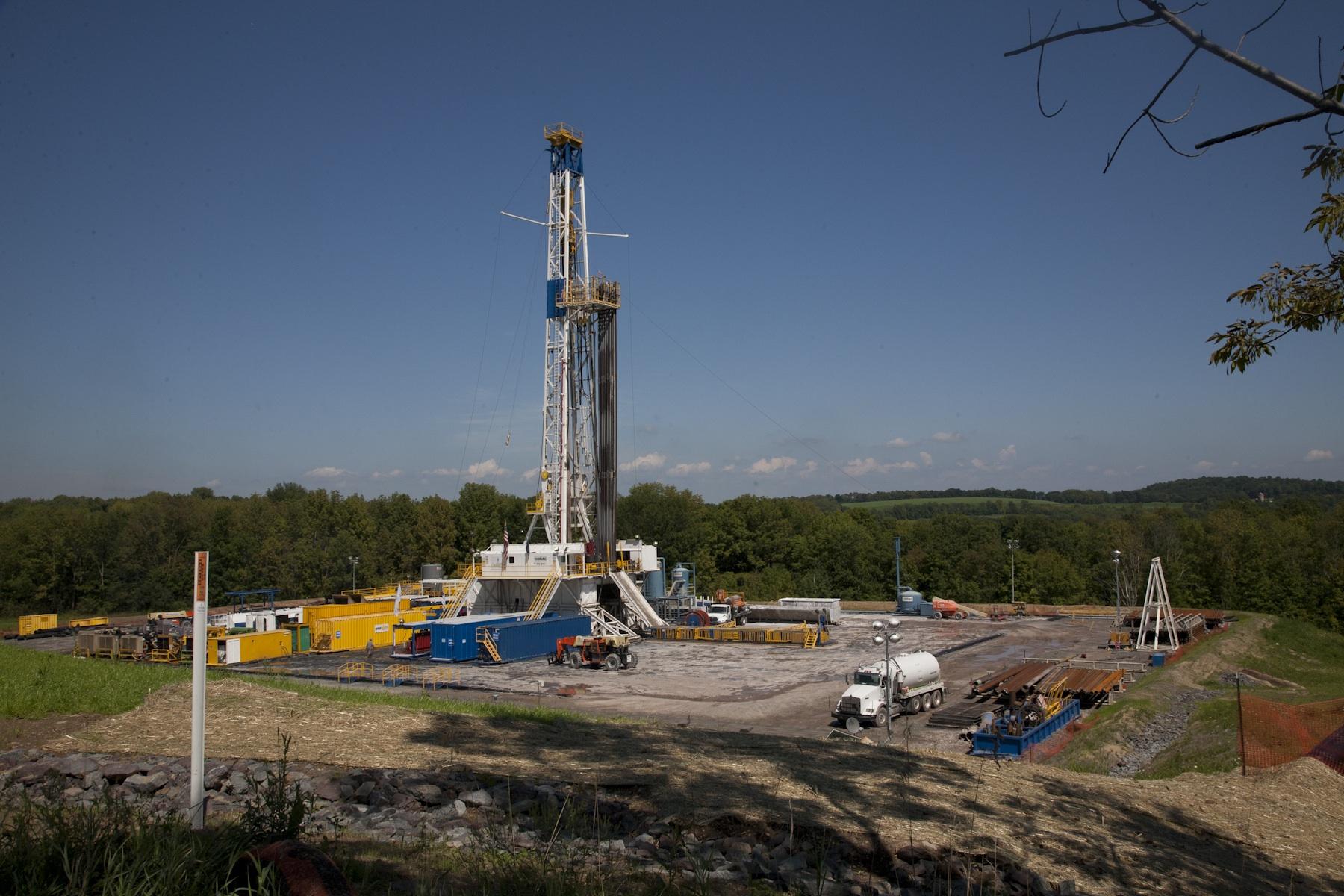 pozzo per fracking