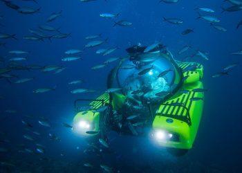 ricerca oceanografica