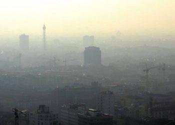 superamento dei limiti di inquinamento atmosferico