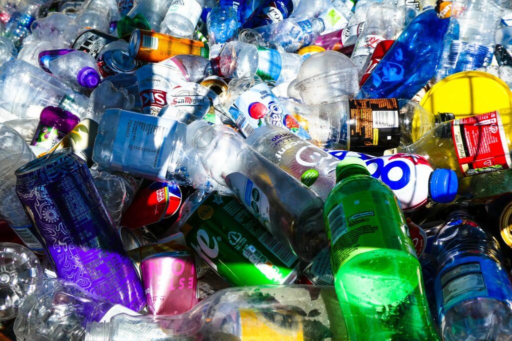 raccolta plastica corretta